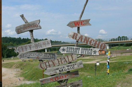 Mrągowo, Polska: Mrongoville