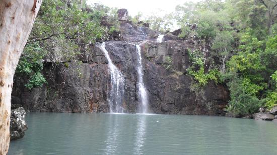 Go To This Waterfall 20 30 Mins North Of Airlie Beach On