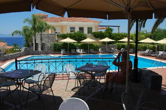 Akti Taygetos Conference Resort: Hotel pool