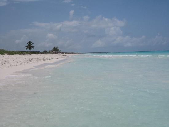 Cayo Santa Maria (เกาะคาโย ซานตา มารีอา), คิวบา: Beach
