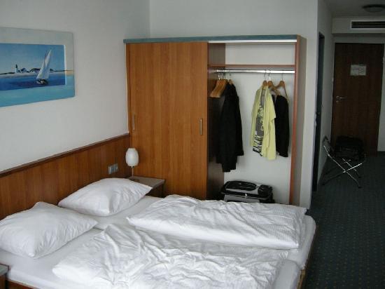 Hotel Föhr: Unser Zimmer