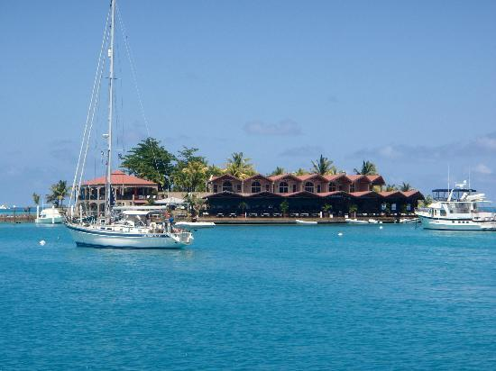 Saba Rock Resort: My favorite place in the BVI!