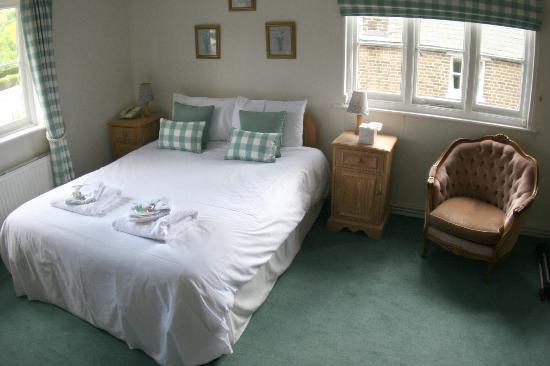 The Greyhound Inn: Double Room