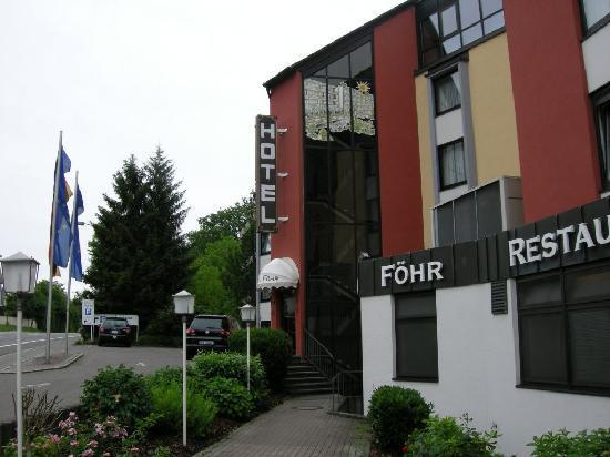 Hotel Föhr: Hotelansicht