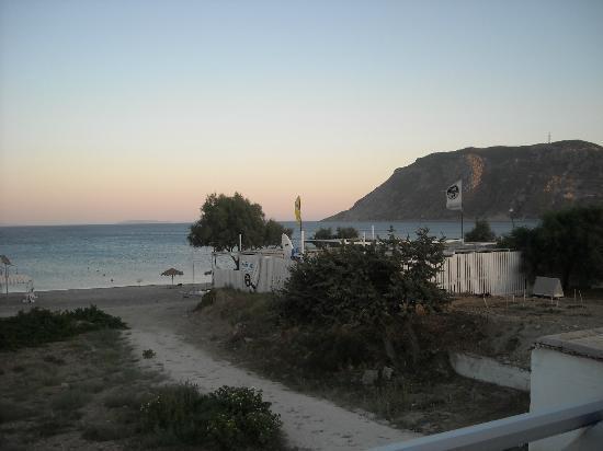 Irene Studios : panorama al tramonto