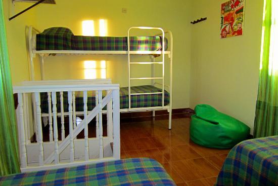 Duas Nacoes Guest House : room