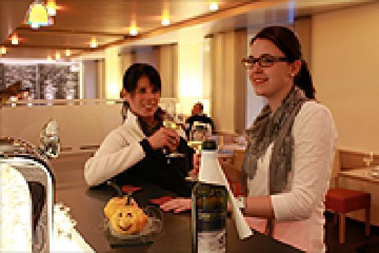 Hotel des alpes: Restaurant des alpes Fiesch