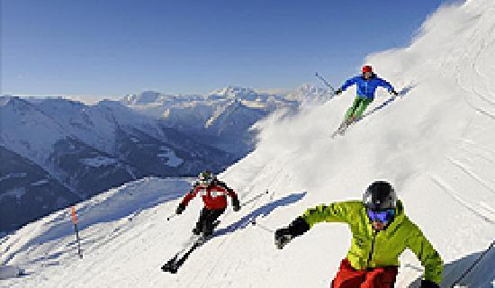 Hotel des alpes: AletschArena
