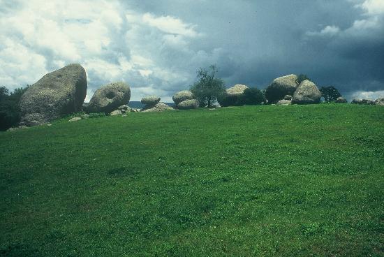 El Meson Del Ticuz: las piedrotas en agosto