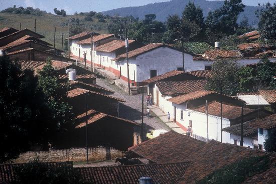 El Meson Del Ticuz: pueblo de Tapalpa