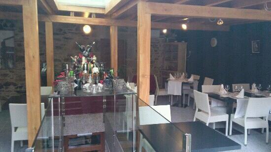 A Casa da vina: comedor principal