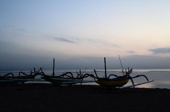 Tandjung Sari: Sunrise