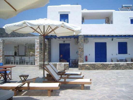 Villa Antoniadis: Gli studios