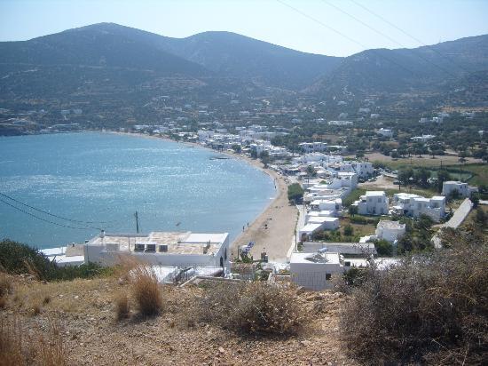 Villa Antoniadis: La spiaggia