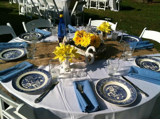 The Wild Orchid Cafe: beautiful weddings