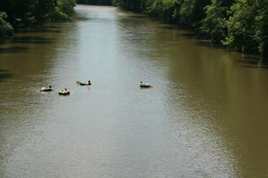 The Outpost: Catawba River!!