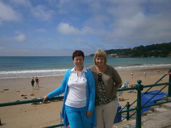 ميرتون هوتل: Beach 