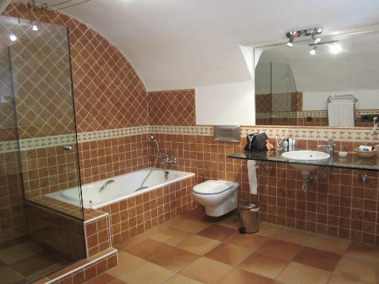 Cases de Ca's Garriguer: Salle de bain de la chambre 3