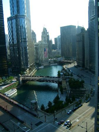 Renaissance Chicago Downtown Hotel: A Room with a View