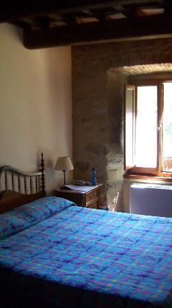Villaggio Albergo San Lorenzo / Hotel & Residence Santa Caterina: vue de notre chambre à coucher (n°503)