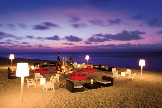 Secrets Silversands Riviera Cancun: Beach