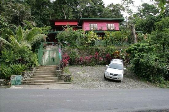 Didis Charming House B&B.: Frente