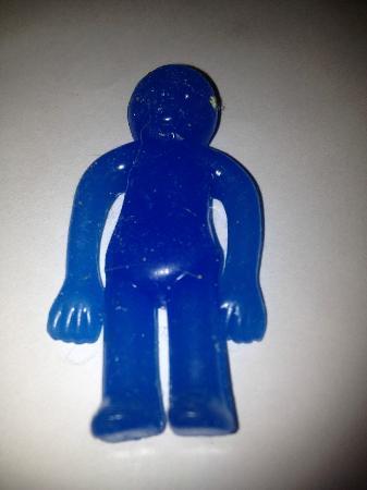 กูรนี, อิลลินอยส์: Found this toy in the bed of our room .....