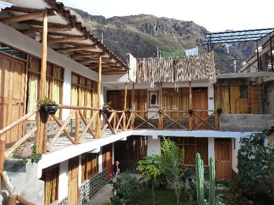 Hostel Andenes: Chambres à l'étage