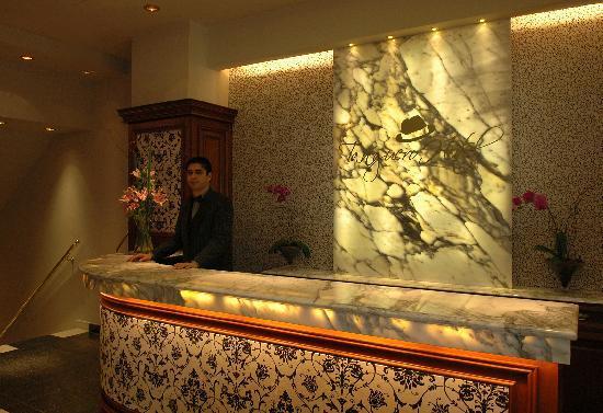 Tanguero Boutique Hotel: Lobby