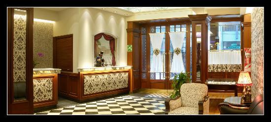 Tanguero Boutique Hotel: entrada