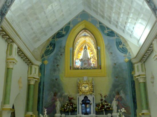 Basílica Virgen del Valle: Santuario