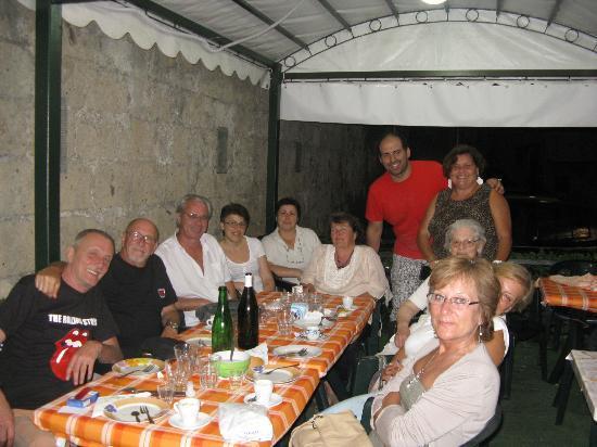 Ristorante Antonietta: Che bella cena con ottimi amici e altrettanti ottimi primi e secondi