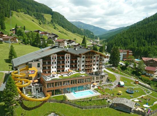 Gerlos, Austria: Almhof