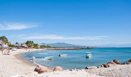 Playa Anclote Picture Of Hotel Meson De Mita Punta De Mita Tripadvisor