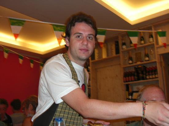 Il Porticciolo: The fabulous Giovanni