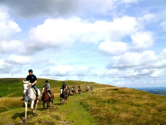 Hoofin-About Horse Riding Holidays