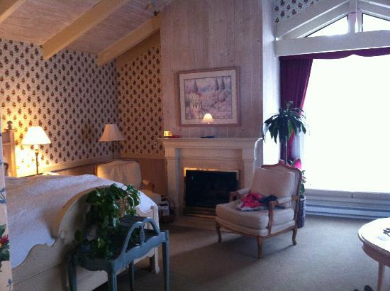 Carriage House Inn: Room  - ? Honeymoon suite - room 3?