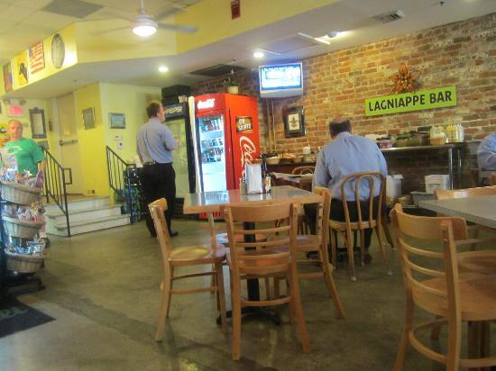 Photo of Sandwich Place Welty's Deli at 336 Camp St, New Orleans, LA 70130, United States