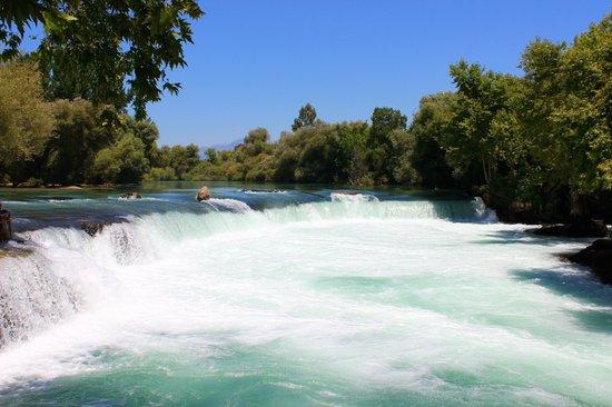 Hotel Riu Kaya Belek: Manavgat waterfall