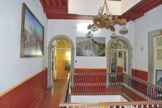 Hotel Posada de la Condesa: PASILLO