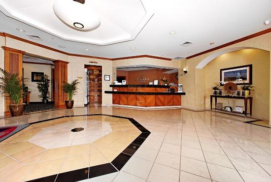 SpringHill Suites Greensboro: Lobby