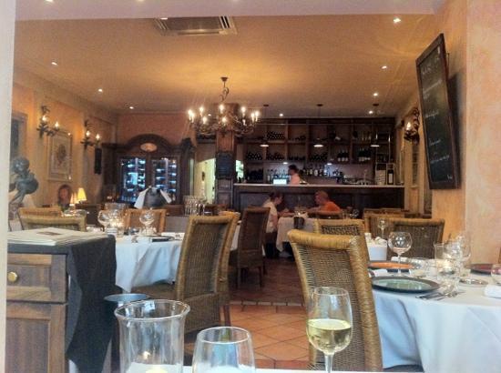 Le vauban picture of le vauban antibes tripadvisor for Antibes restaurant le jardin