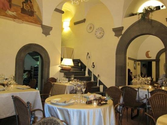 Preludio: il ristorante si trova in in bellissimo palazzo di 15imo secolo