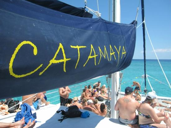 Catamaya Sailing Cruises: Catamaya