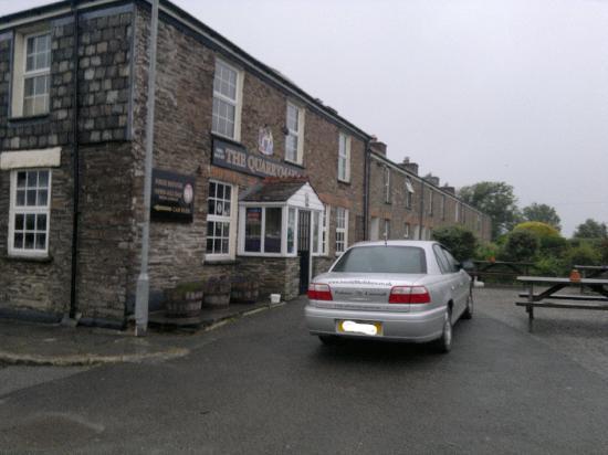 Quarryman: Front Door