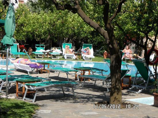 Antiche Mura Hotel: swimming pool