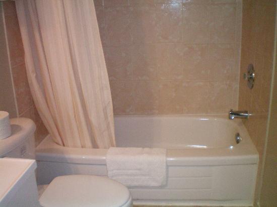 SilverStar Motel: Bathtub