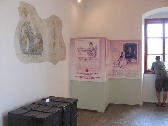 Vyssi Brod, Tschechien: one of the rooms