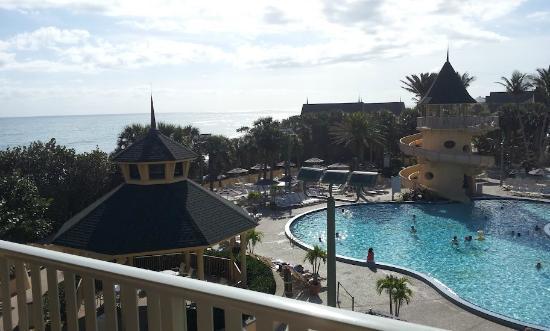 Disney's Vero Beach Resort: Hotel view
