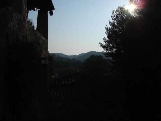 Auberge la Folie: Morning view